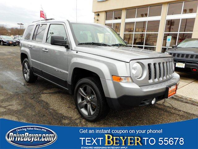 Jeep Patriot High Altitude Edition 2015