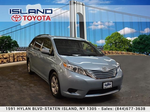 Toyota Sienna 5dr 8-Pass Van LE FWD 2015