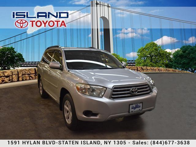 Toyota Highlander Base 2008