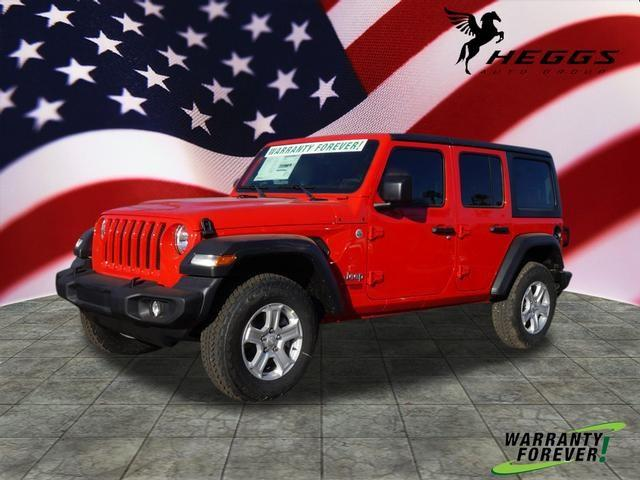 Jeep Wrangler Unlimited Unlimited Sport S 2018