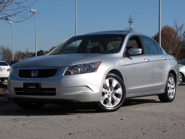 Honda Accord Sdn 4dr I4 Auto EX 2010
