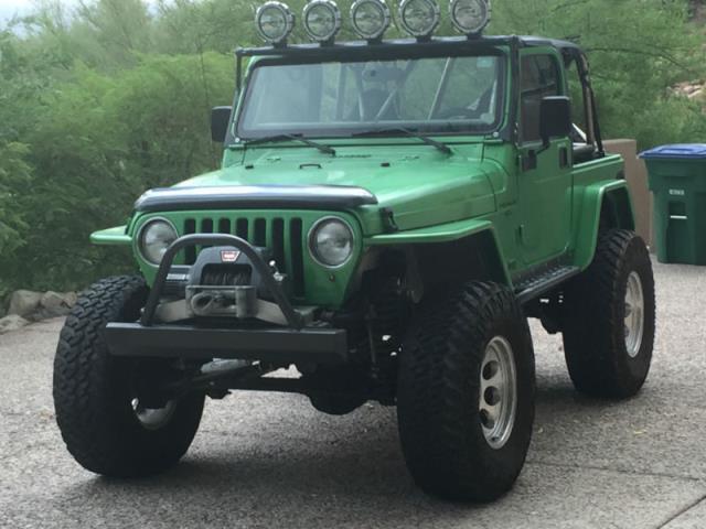 2002 Jeep 4.0l 242cu. In.