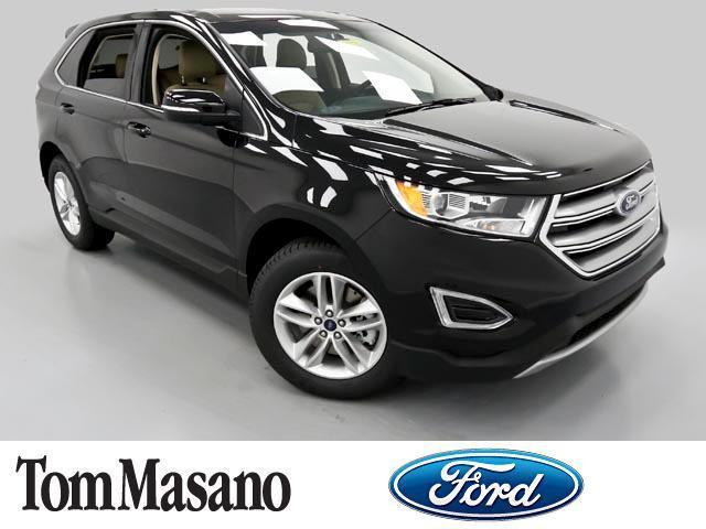 Ford Edge sel awd 2017