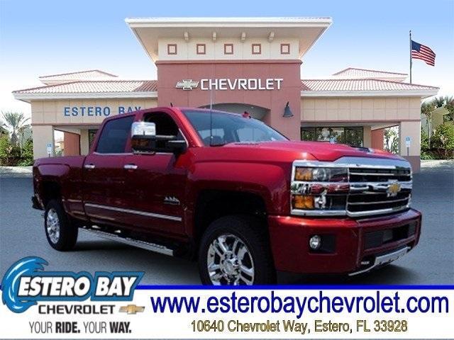 Chevrolet Silverado 2500HD High Country 2018