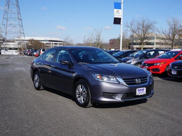 Honda Accord Sdn LX 2014