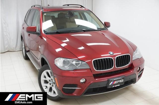 BMW X5 xDrive 35i Entertainment System Backup Camera 2012