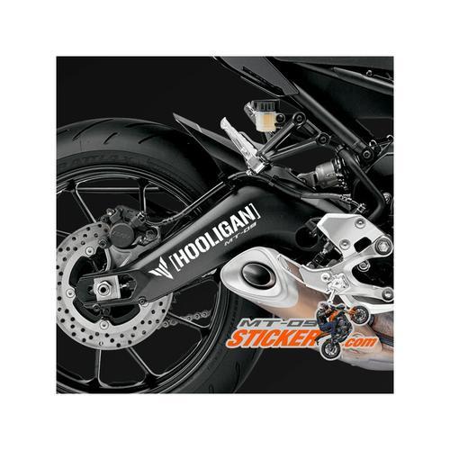 Hooligan Yamaha MT-09 Swingarm sticker (18)
