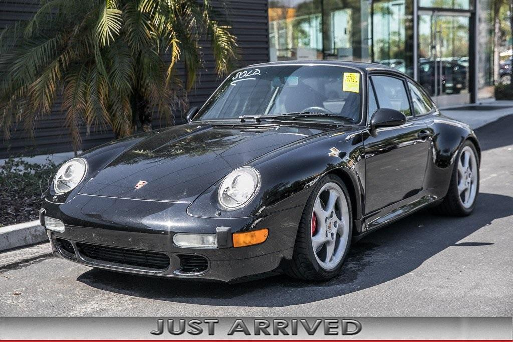 Porsche 911 Carrera Carrera 4S 1998