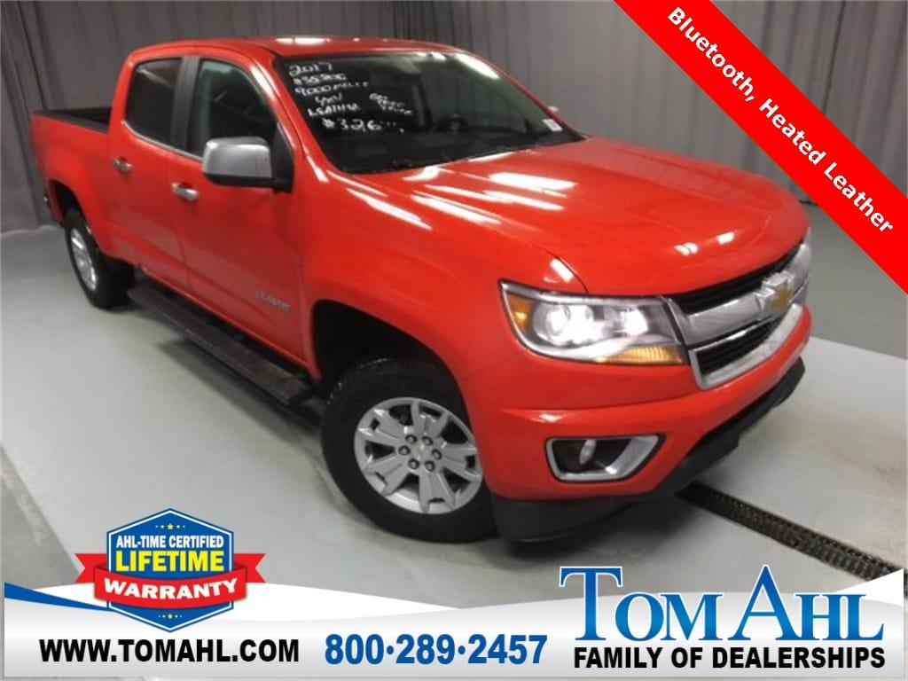 Chevrolet Colorado LT Crew Cab 4x4 2017