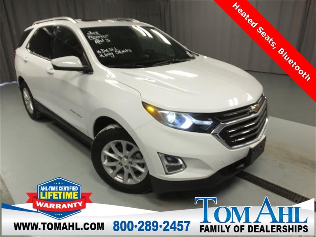 Chevrolet Equinox 3LT, Sunroof 2018