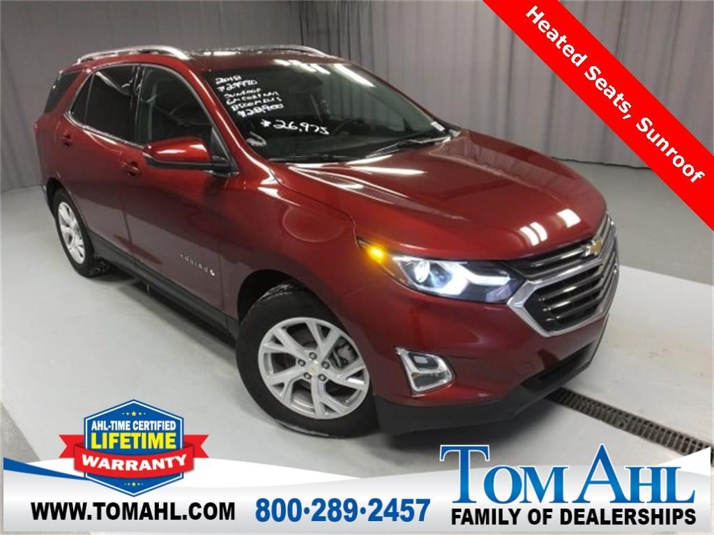 Chevrolet Equinox 2LT, Sunroof 2018