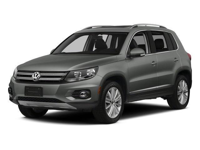 Volkswagen Tiguan 2WD 4dr Auto SEL 2015