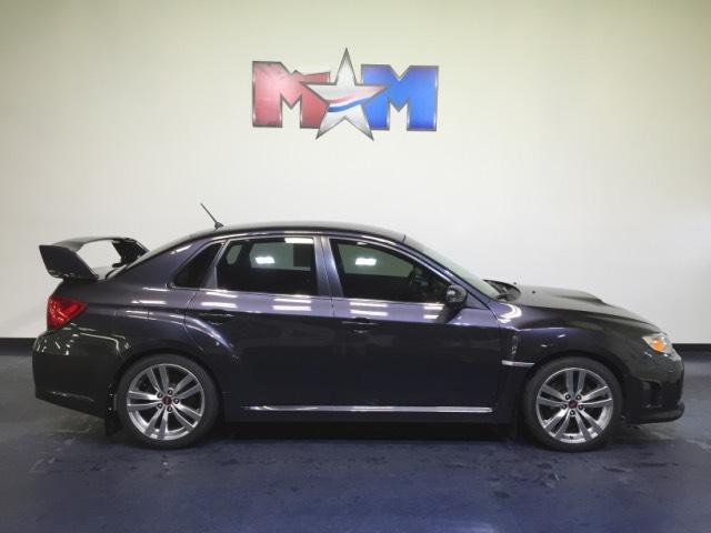 Subaru Impreza Sedan WRX 4dr Man WRX STI Limited 2014