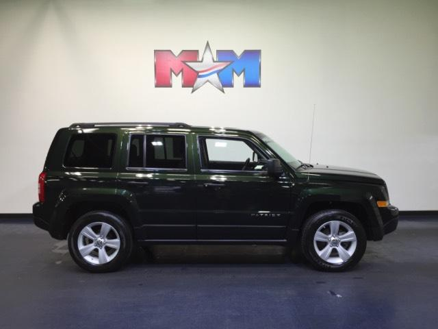 Jeep Patriot 4WD 4dr Sport 2011