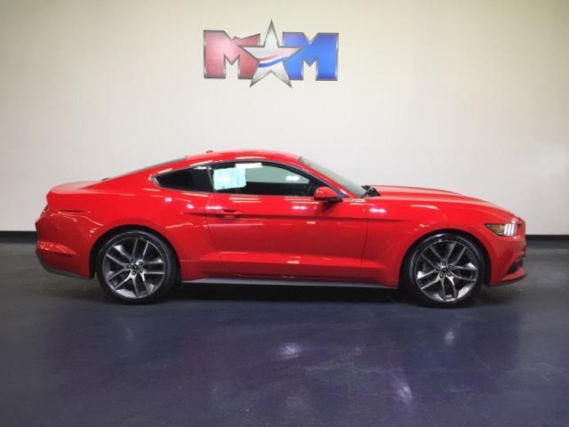 Ford Mustang 2dr Fastback EcoBoost Premium 2015
