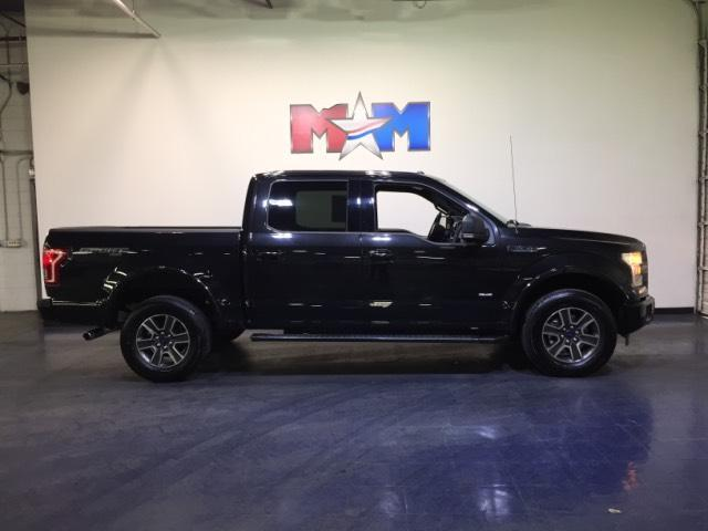 Ford F-150 4WD SuperCrew 145 XLT 2015