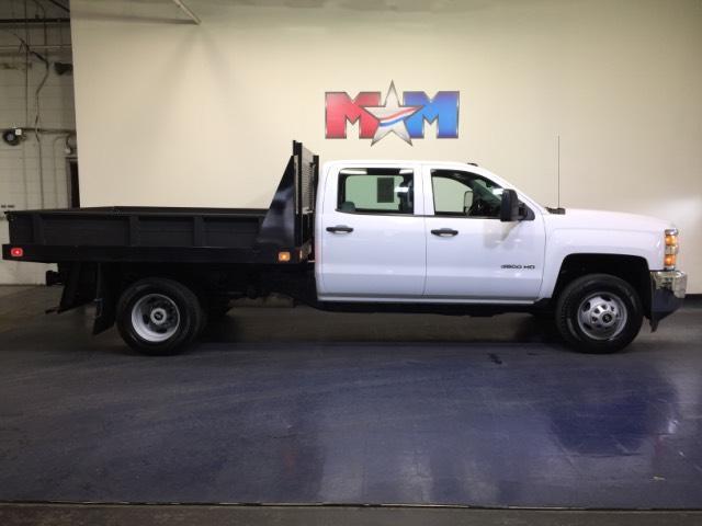 Chevrolet Silverado 3500HD 2WD Crew Cab 167.7 Work Truck 2015