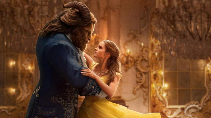 Free Movie Night Under The Stars: Beauty and the Beast