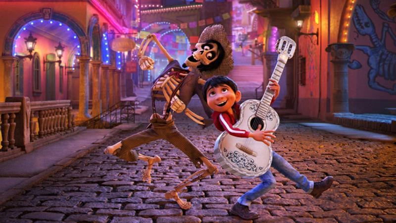 Free Movie Night Under The Stars: Coco