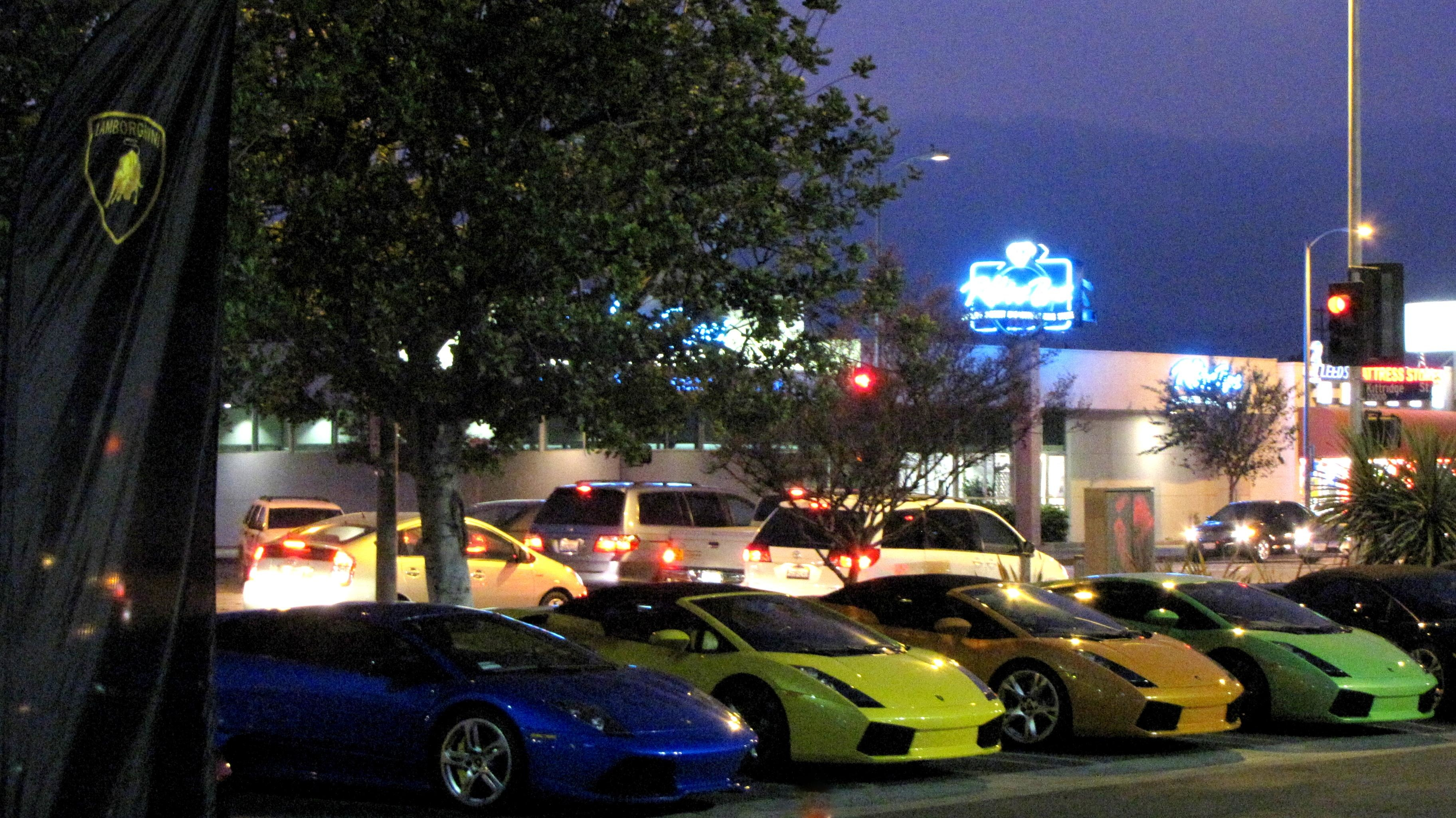 Lamborghini North Los Angeles