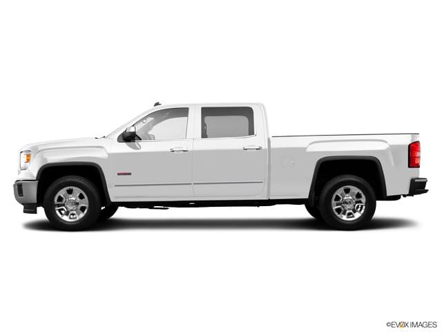 GMC Sierra 1500 SLT 2014
