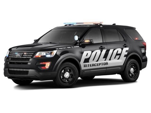Ford Police Interceptor Utility Base 2018