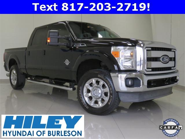 Ford Super Duty F-250 Lariat 2011