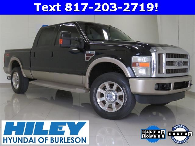 Ford Super Duty F-250 King Ranch 2008