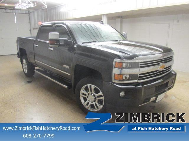 Chevrolet Silverado 2500HD Built After Aug 14 4WD Crew Cab 153.7 High Country 2015