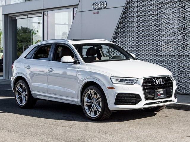 Audi Q3 2.0T Premium Plus 2018