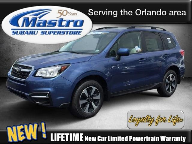 Subaru Forester 2.5i Limited with Starlink + Nav 2018