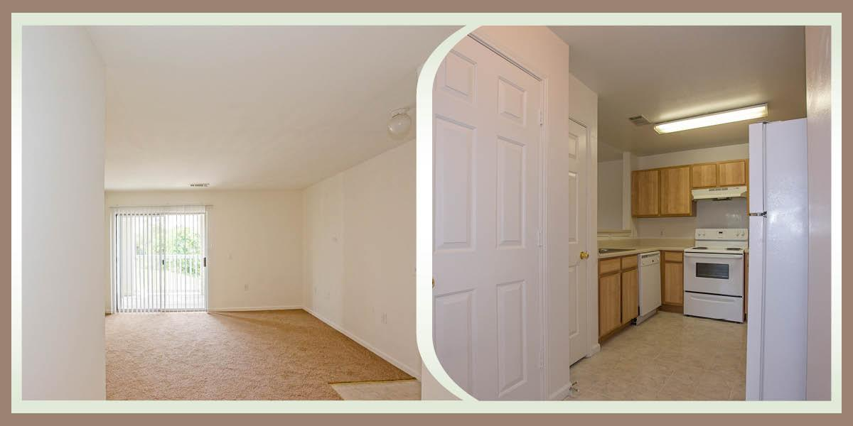 $629 Two bedroom Apartment for rent