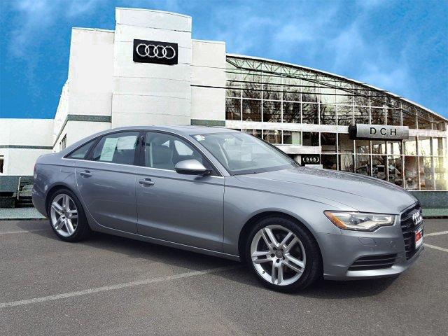 Audi A6 2.0T Premium Plus 2015