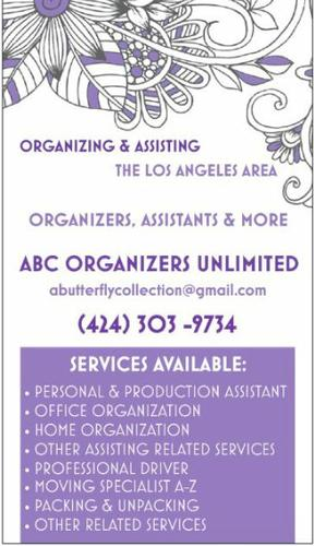 50% OFF Professional Organizing Services