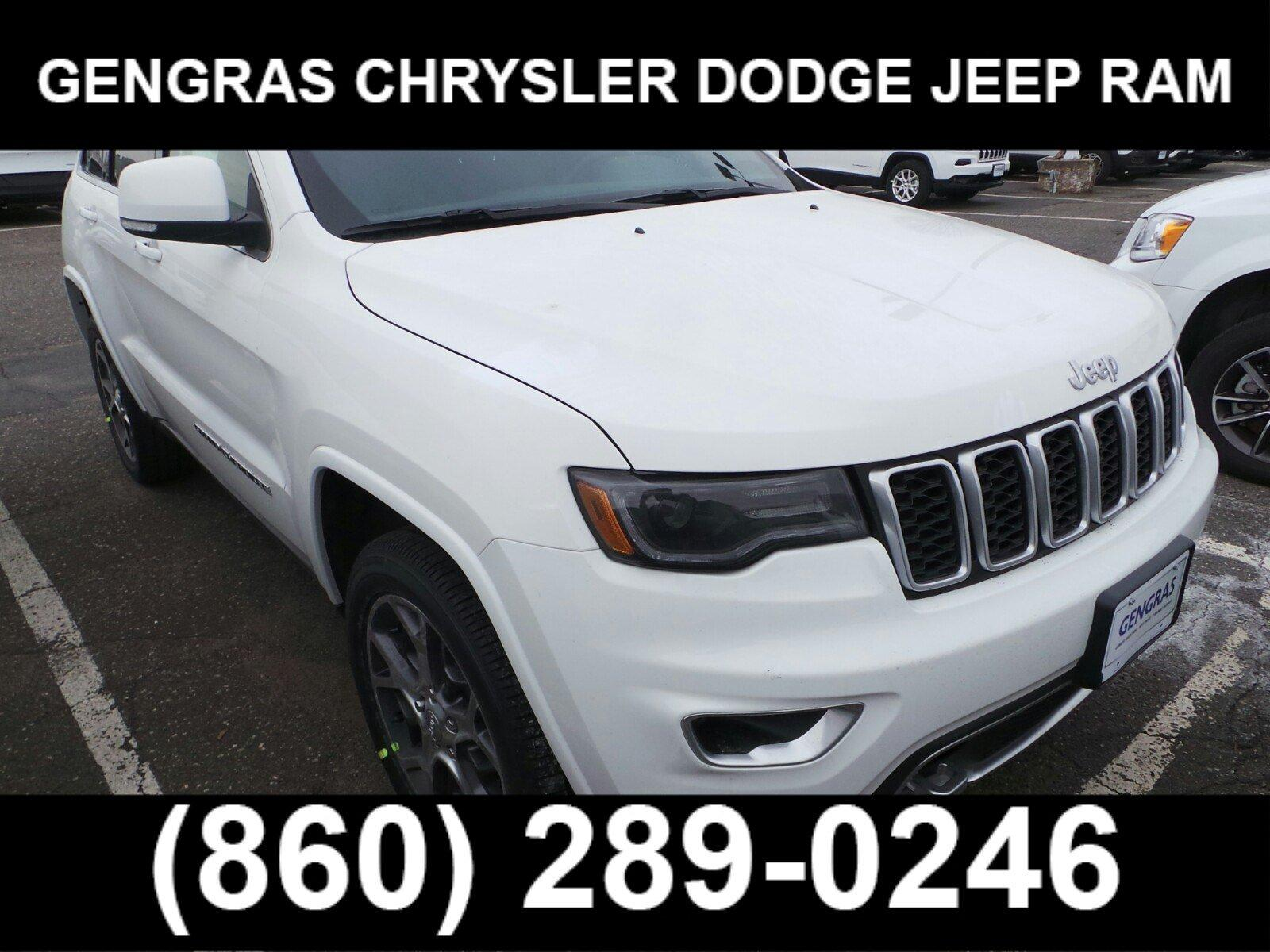 Jeep Grand Cherokee STERLING EDITION 4X4 2018