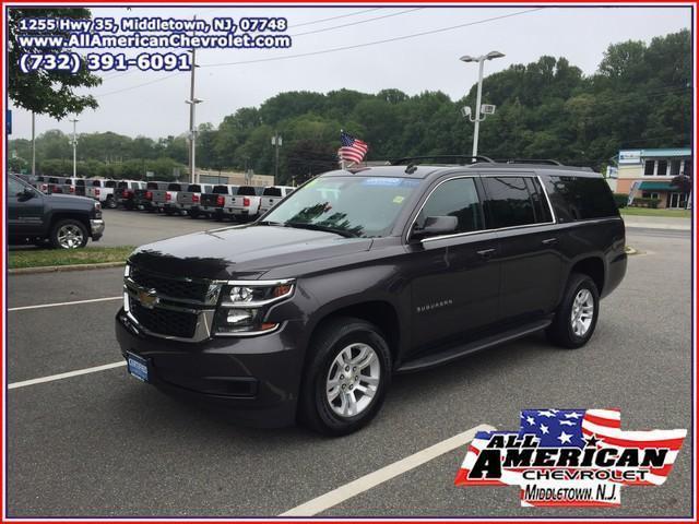 Chevrolet Suburban LS 2015