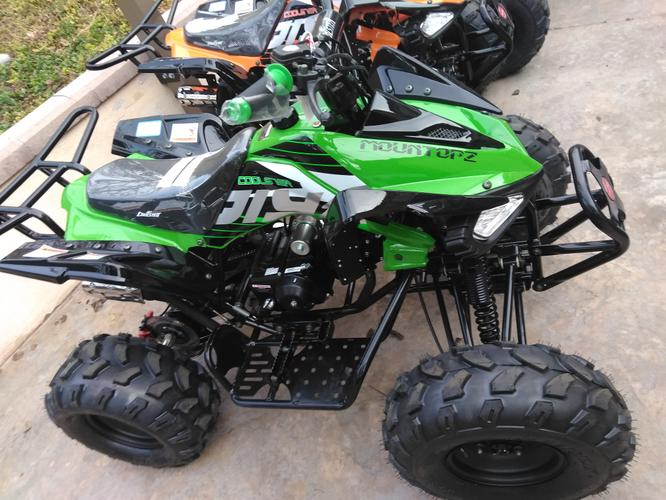 2017 COOLSTER 125CC ATVS