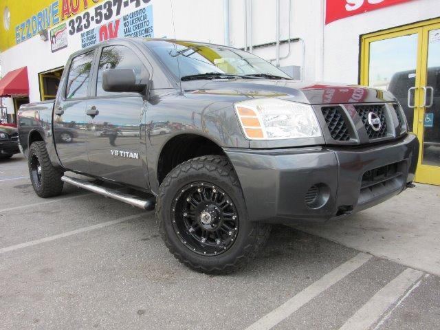 2006 Nissan Titan XE