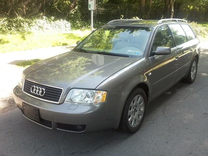 awd, Low Miles Audi A6 Avant Quattro All Wheel Drive Station Wagon, BEAUTIFUL