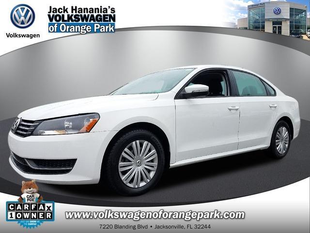 Volkswagen Passat 2.5 S 2014