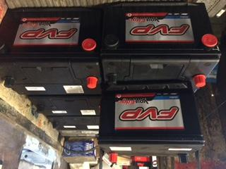 We Sell Reconditioned and New Batteries for $18.50 and up!!!
