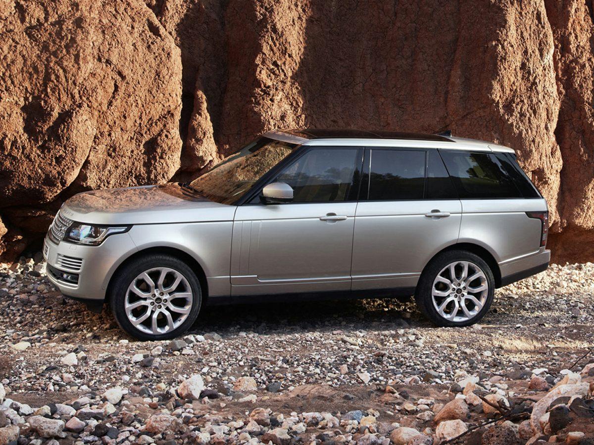 Land Rover Range Rover 5.0L V8 Supercharged 2015