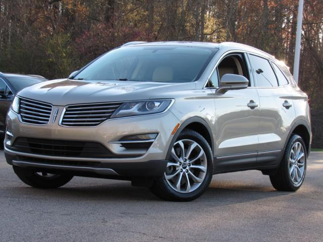 Lincoln MKC fwd 4dr 2015