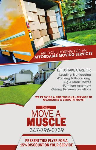 Move A Muscle Movers 347-796-0739