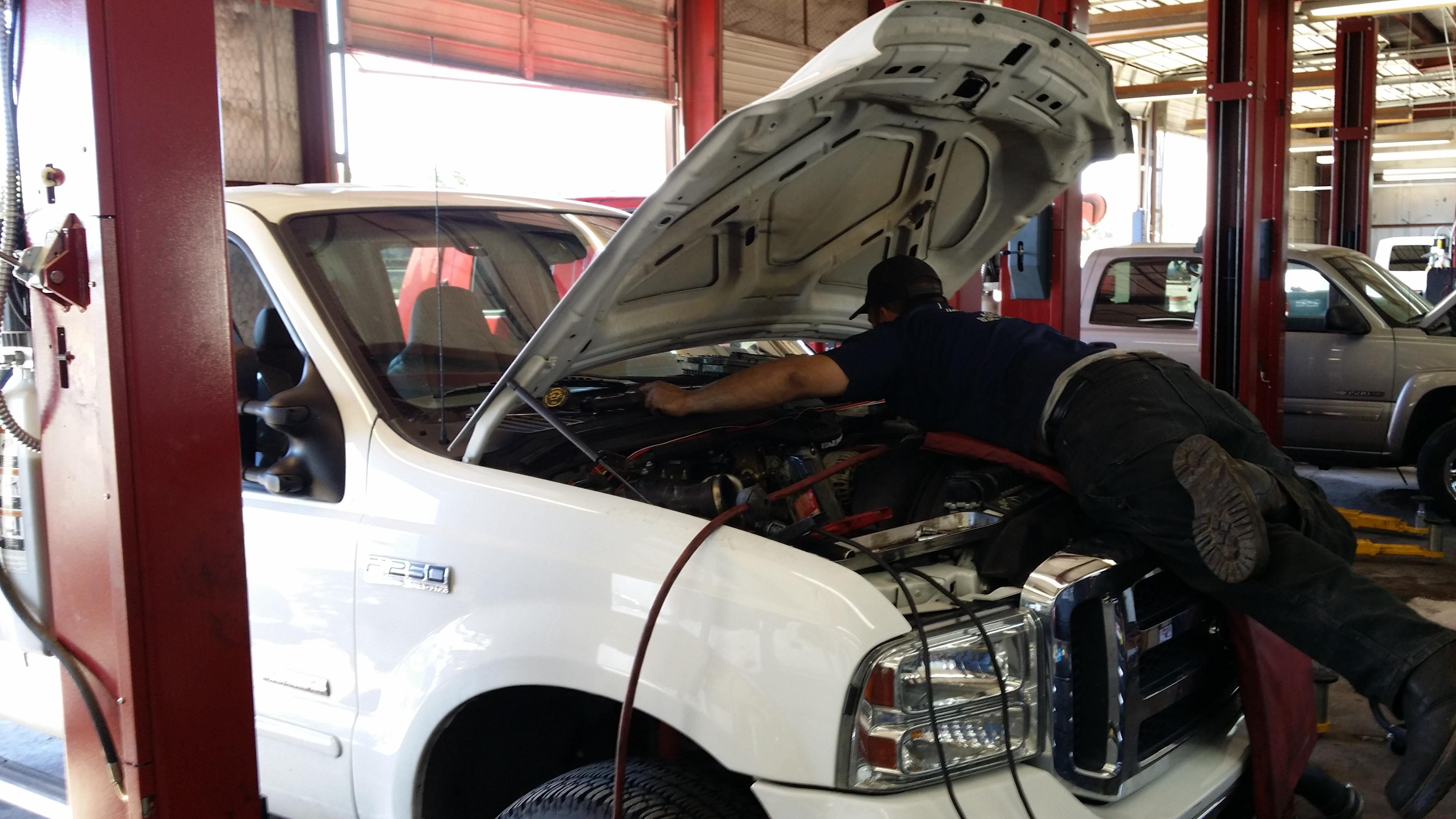 Lone Star Automotive and Diesel Service