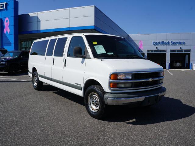 Chevrolet Express Van Base Extended Passenger 2001