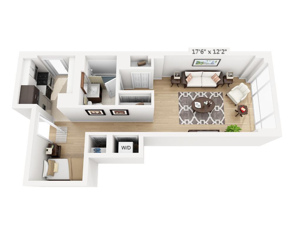 $3180 Studio Apartment for rent