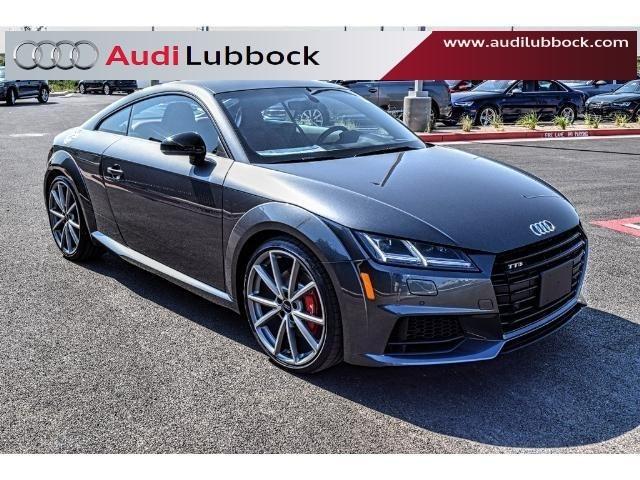 Audi TTS 2.0T 2017