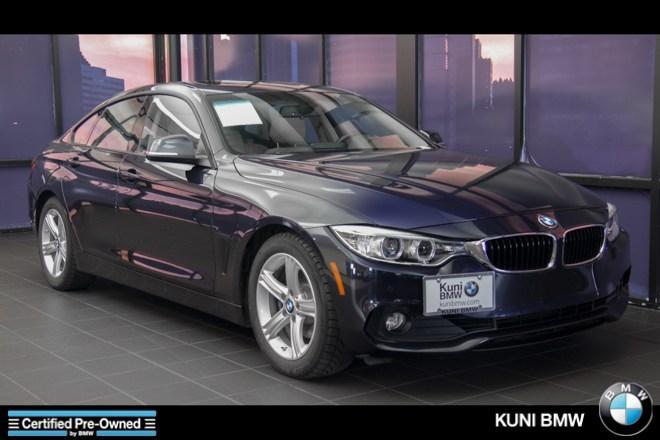 BMW 4 Series 428i Gran Coupe 2015