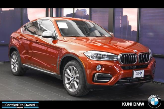 BMW X6 SUV 2015
